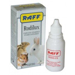 Vitamines pour petits rongeurs- Raff - Rodilux